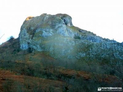 Parque Natural y Reserva de la Biosfera de Redes;valle del silencio bierzo el gasco torrelodones age